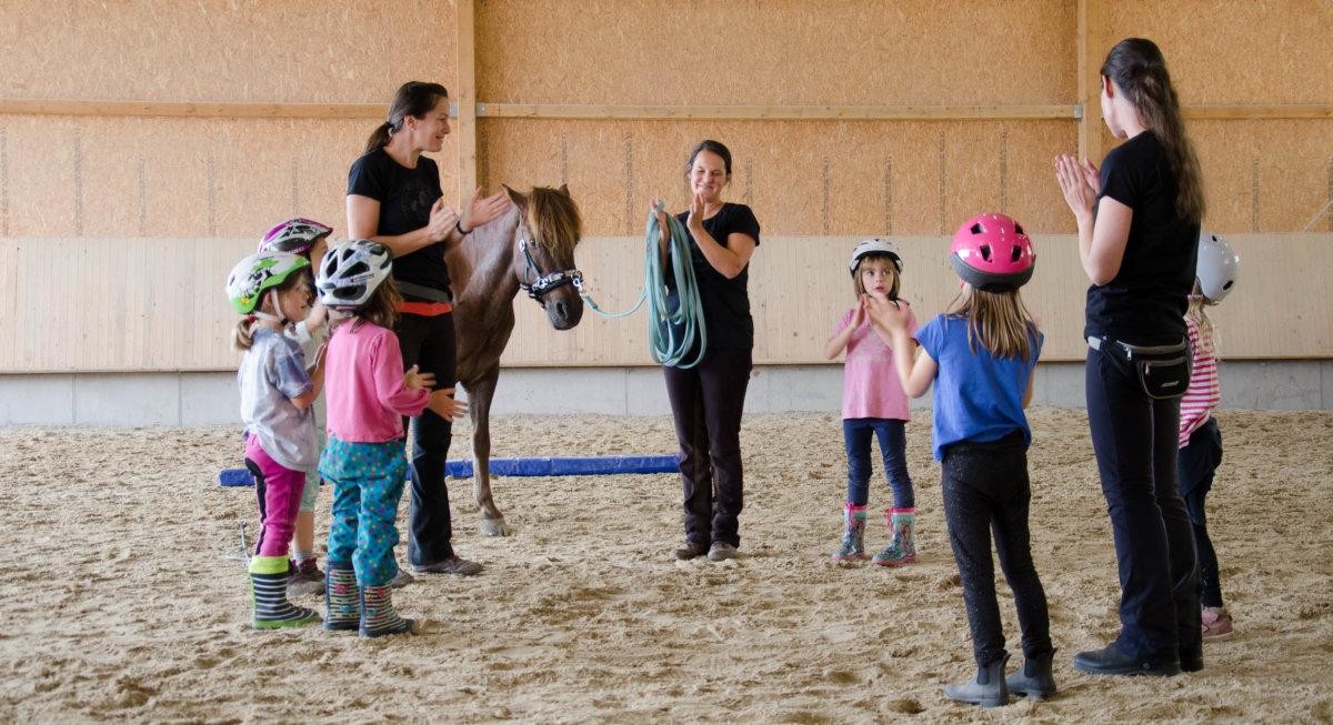 Pony Kids Kurs mittwochs